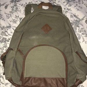 Backpack — Olive&Brown